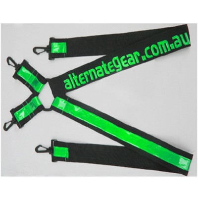 Personalised suspenders 10 letters SAMPLE PHOTO
