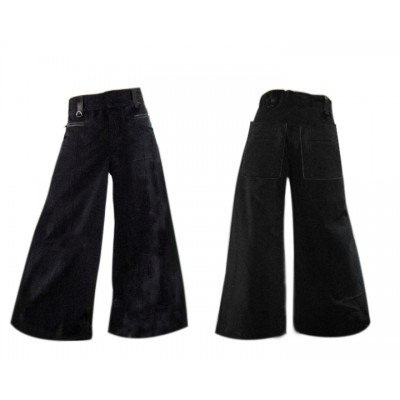 Phat pant plain  - free with two pairs of phats with reflective materials