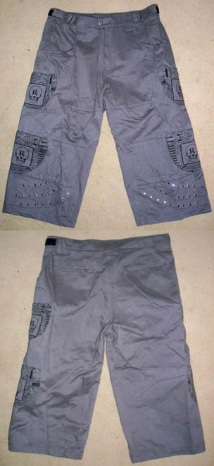 CC Board shorts grey waist - 36 inches waist 30 inches long SALE