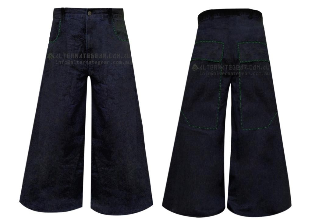 ..Plain phat pants with your choice of cuff width