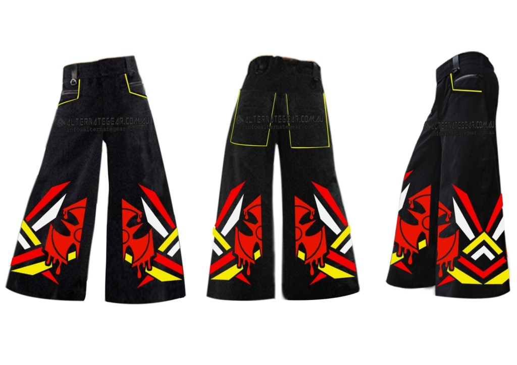 Dominator phat pants 4