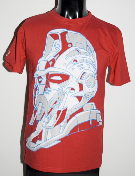 Gundam Red Large